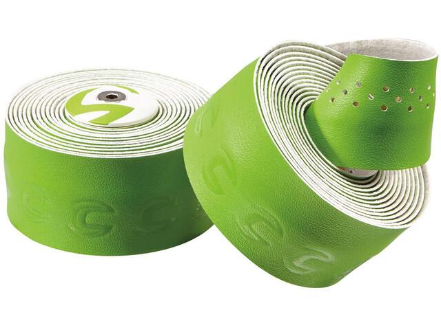 Cannondale Superlight Microfiber Lenkerband green